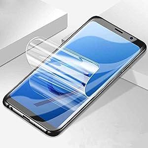 لاصقة حماية من اوزو لتغطية الهاتف بالكامل سهلة التركيب لموبايل موتورولا موتو G7 Power