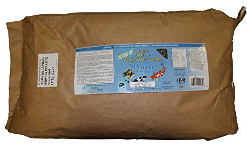Microbe-Lift Sinking Pellet 40 Lb Bag