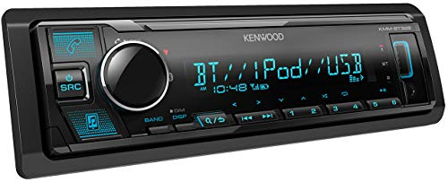 Kenwood KMM-BT328 Digital Media Car Stereo w/Bluetooth