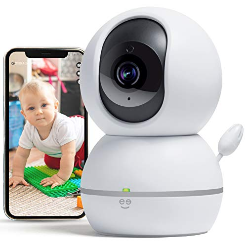 Geeni Smart Home Pet and Baby Monitor
