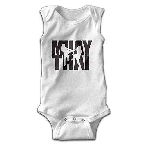 AZGNHM Infant Muay Thai Thai Boxing Fitness Boxing Onesies Outfits