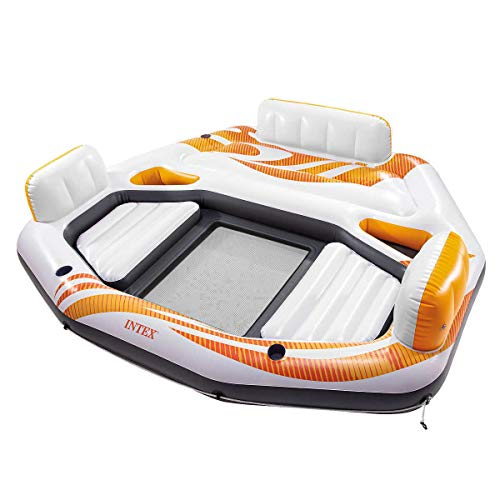 "Intex Vista Island Inflatable Raft Float Outdoors 94""x81""x20"""