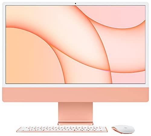 Mac Desktop 24'/8-Core M1 Chip/16GB RAM/8-Core GPU/2.5TB SSD Storage/Office for Mac/DVD Drive/4-port USB 3.0 hub with Ethernet