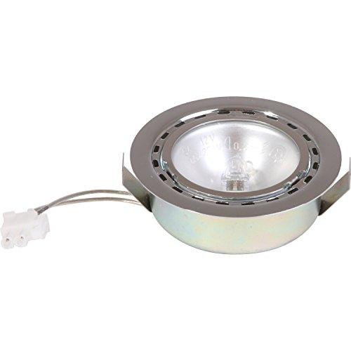 Siemens 0175069 Dunstabzugshaubenzubehör/Leuchtmittel/Halogenlampe G4 20 W 12V / komplett mit Kabel/passend für: diverse Bosch & Siemens Geräte