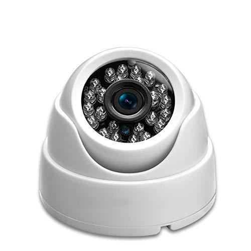 PPLAS Vigilancia Cámara IP de HD 720P 1080P Interior de la bóveda CAM IR Lente 2.8mm Cámara de Red IP 2MP cámara de Seguridad CCTV de Onvif P2P Android XMEye Ver cámara