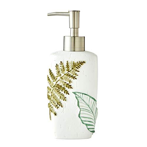SKL HOME by Saturday Knight Ltd. Sprouted Palm Lotion-/Seifenspender grün