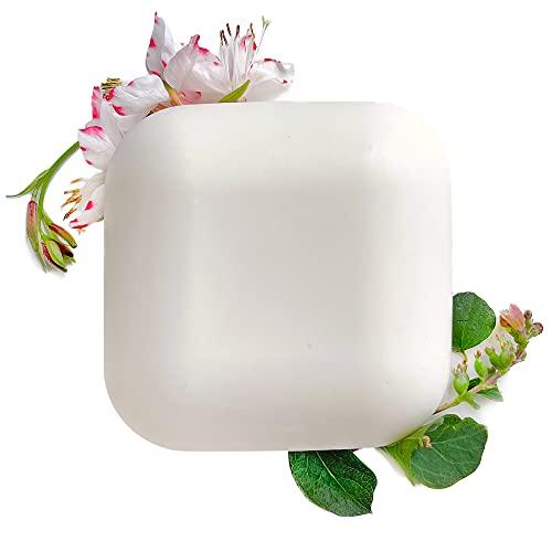 Senso Naturale Olio Corpo Solido Doposole SOLLIEVO - crema nutriente idratante, pelle arrossata - Karité, Murumuru, Eucalipto - Vegano Concentrato - equivale a 500 ml liquido
