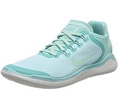 Nike Free Rn 2018, Zapatillas de Running para Mujer, Gris (Wolf ...