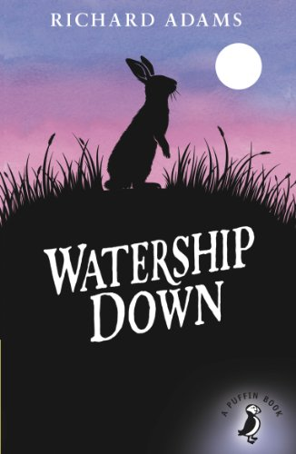 Watership Down: Richard Adams (A Puffin Book)