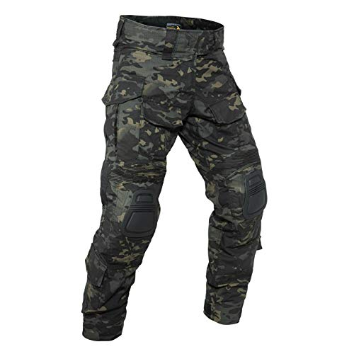 YEVHEV G3 Combat Tactical Pants Camouflage with...