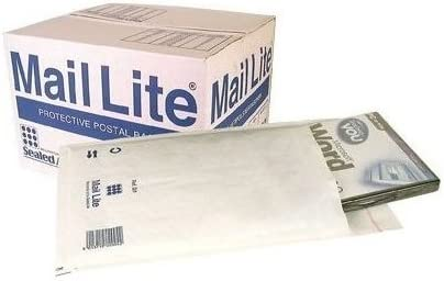 100 Enveloppes D1 D//1 matelassées bulles SEALED AIR Mail Lite 72 g//m² 180x260 mm