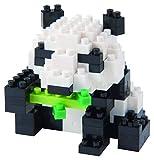 nanoblock  - Juego de construcción Oso Panda
