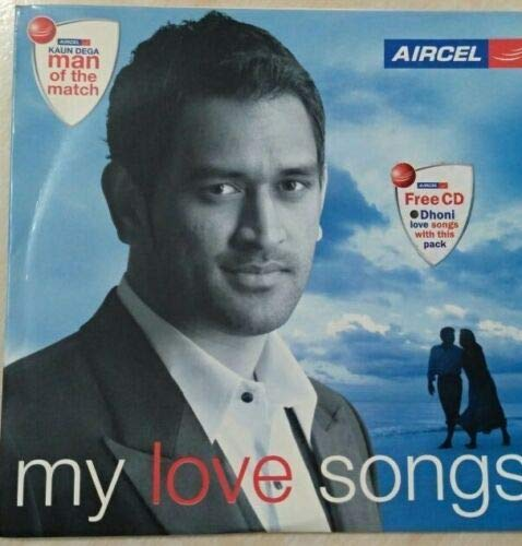 Best Bargain Ms.Dhoni Favourite Songs Hindi Songs Audio CD from India