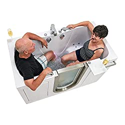 Ellas Bubbles Companion Massage Walk In Tub