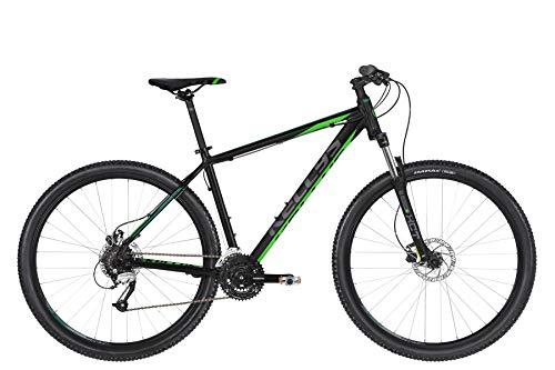 Kellys Madman 50 29R Mountain Bike 2020 (L/53cm, Black/Green)