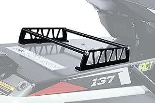 Arctic Cat Billet Black Tunnel Rack, 2009-2019 ZR/F/XF/M/Crossfire, 8639-056