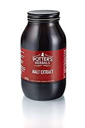 One of nature's natural sweeteners Made using pure barley extract Over 50 different plants and herbs are used to create the Potter's Herbals remedies Potter's Herbals trusted herbal remedies are licenced in accordance with EU Legislation