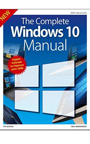 The Complete Windows 10 Manual