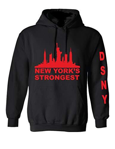 New York Hoodie D.S.N.Y New York