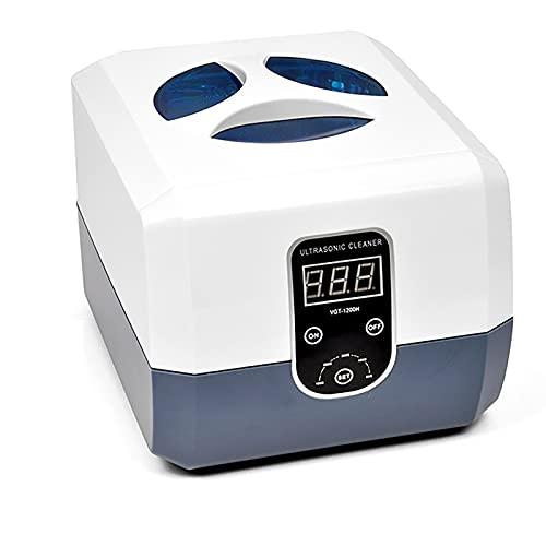 Haushalts-Ultraschall-Gläser-Reinigungsmaschine, Schmuck-Rasierer-Kopf-Zahnersatz-Reinigungsmaschine, Makeup-Werkzeugreiniger 1300ml Kapazität
