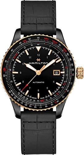 Hamilton Khaki Aviation H76635730 Reloj automático para hombre