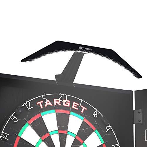 Target Darts Arc Dartboard Kabinett Beleuchtung System