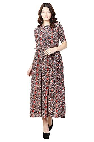 AAYU Boho Long Dress