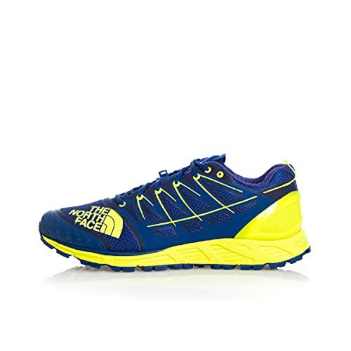 The North Face M Ultra Endurance II, Scarpe da Fitness Uomo, Blu (Bright Blue/Dayglo Yellow 4Cu), 41 EU