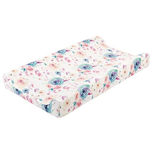 Cambiador de pañales para bebé para niños, funda para cambiador de pañales (solo cubierta)