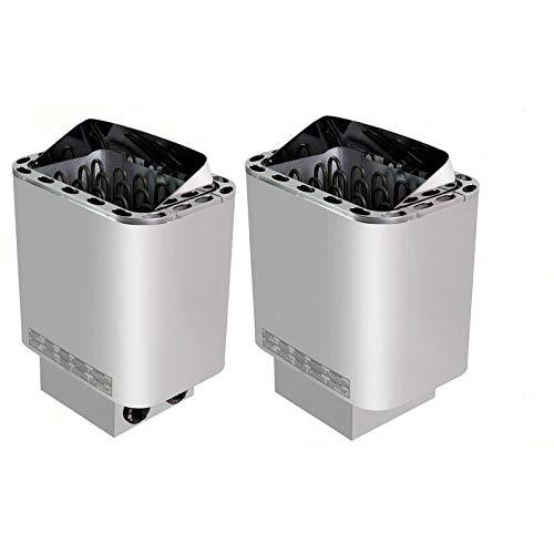 Stufe Per Saune Sawo Nordex Next 8.0 kW | Telecomando: Controllo integrato in stufa