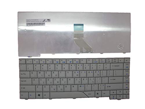 Teclado para ordenador portátil Acer Aspire 5220 5230 5520G 5530G 5710 5710G...