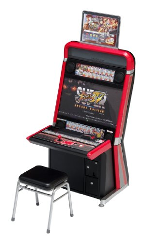 Super Street Fighter IV Arcade Edition Plastic Model Kit