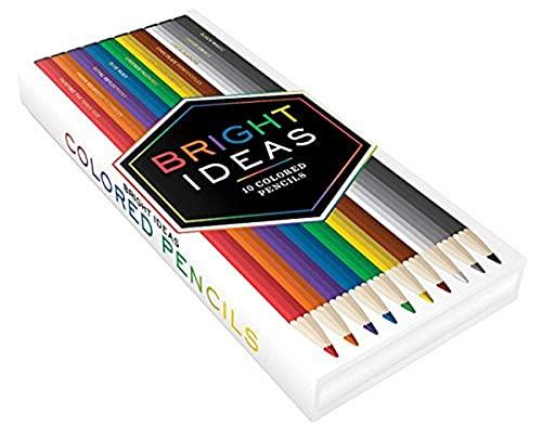 Bright Ideas Colored Pencils: (Colored Pencils for Adults and Kids, Coloring Pencils for Coloring Books, Drawing Pencils)