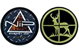 Nip Energy Dip Coffee 1 Can with DC Crafts Nation Skin Can Cover - Deer