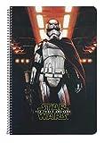Star Wars Bloque, din A4, 80 Páginas