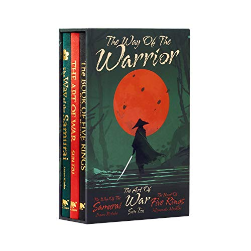The Way of the Warrior: The Art Of War / The Way Of The Samurai / The Book Of Five Rings: Deluxe 3-Volume Box Set Edition (Arcturus Collector's Classics)