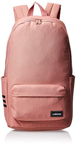 adidas Classic 3-Stripes Backpack ED0278; Unisex Backpack; ED0278; pink; One Size EU (UK)