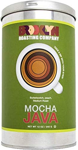 Brooklyn Roasting Company Fair Trade Certified Mocha Java Coffee