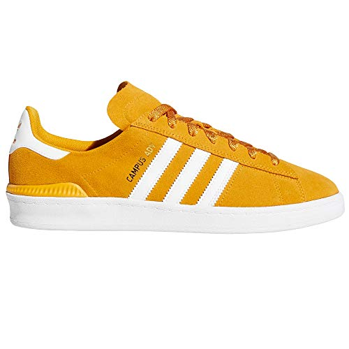 adidas Campus ADV - Zapatillas (talla 5,5), color azul y blanco