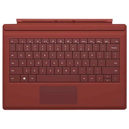 マイクロソフト Surface 3 Type Cover レッド A7Z-00071