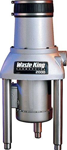 Triturador Desagüe King 2000-1 2 HP