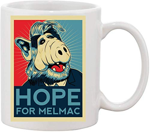 Alf Hope for Melmac Mug Cup Ceramic Tea Coffee Tasse