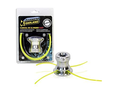 Garland 7199000140 - Cabezal de Aluminio EASY Universal para Desbrozadora