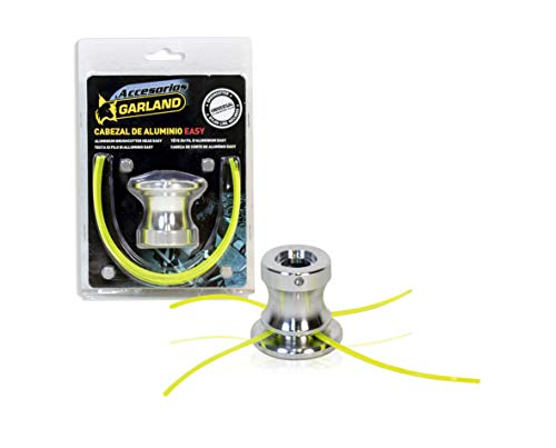 Garland 7199000140 EASY Universal-Kopf für Motorsense, Aluminium