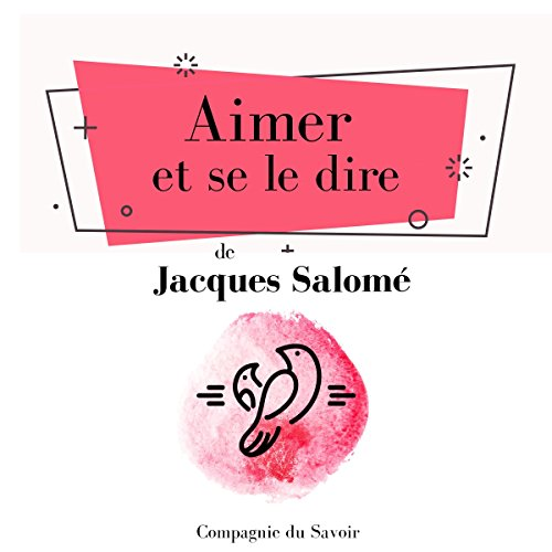 Aimer et se le dire audiobook cover art