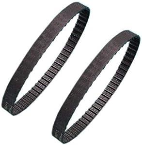 (2 pack) OR90109 Sharpener Drive Belts for Sears Craftsman Utility Sharpener 152.211700 152211740 152211700