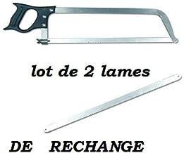 Scie De Boucher 46 Cm Avec Lame De Rechange  70413  Pradel Excellence