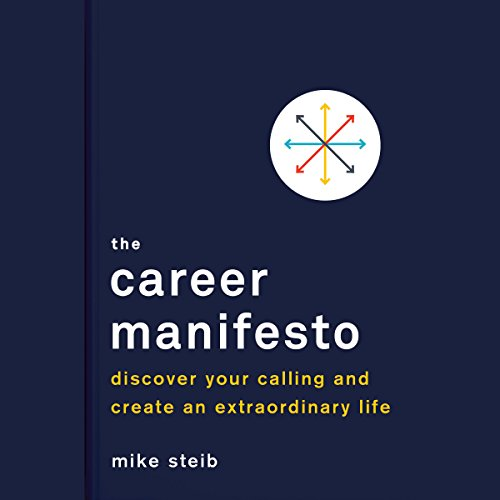 The Career Manifesto audiobook cover art