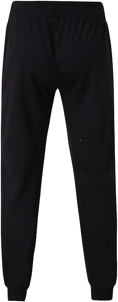Surv/êtements Homme V/êtements,Ensemble Survetement Homme Sport Surv/êtement Hommes Sweat-Shirt a Capuche Pantalon de Survetement D/égrad/é Impression Zippe Jogging Automne Hiver Youngii