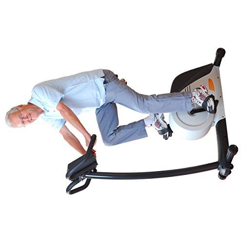 Professionelles Fitnessbike Ergometer Cycle 457 Bild 4*